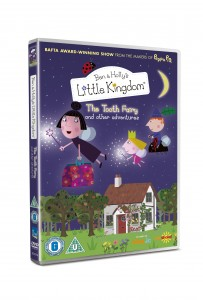 Ben and Holly's Little Kingdom: The Tooth Fairy