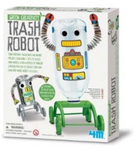 Great Gizmos Trash Robot 4M
