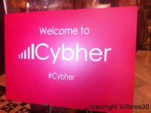 Welcome to Cybher #Cybher