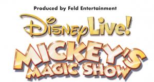 Mickey's Magic Show logo