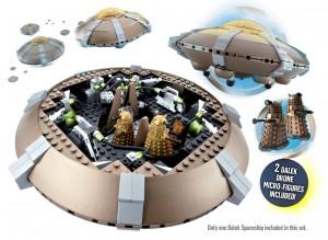 Dalek Spaceship
