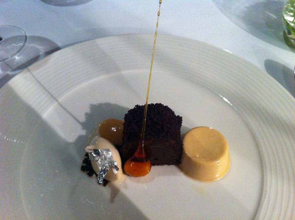 Dessert at Turners Restaurant