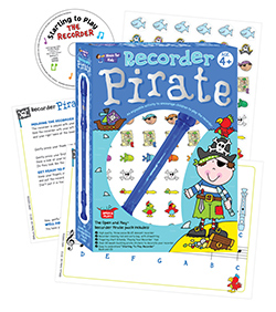 Pirate Recorder - Music for Kids