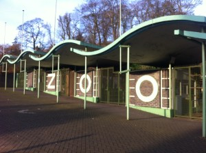 Dudley Zoo gates