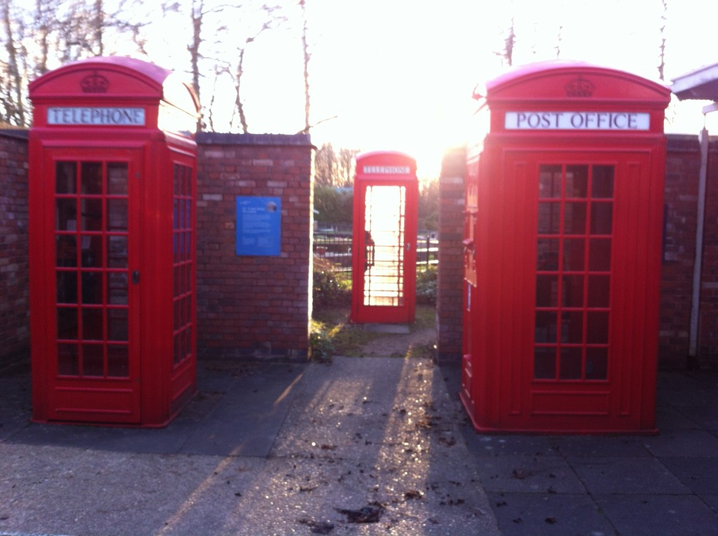 National Telephone Kiosk Collection