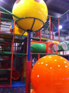 soft play centre at Bowlplex Dudley
