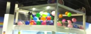 Balloons at Yu Kids Merry Hill