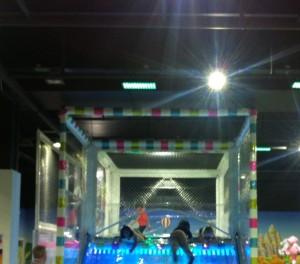 Slide at Yu Kids in Quest