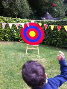 archery for little ones