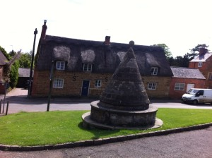 Butter Cross, Hallaton Leicestershire