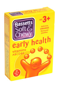 Bassetts Soft & Chewy Vitamins