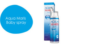 Aqua Maris nasal spray