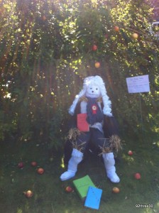Belbroughton scarecrow