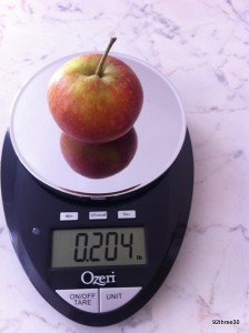 Ozeri Pro II Digital Kitchen Scale