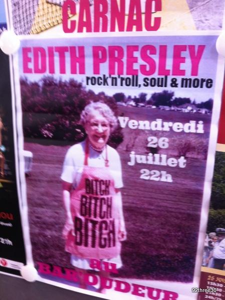 Edith Presley