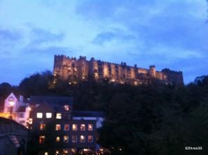 View of Durham Castle