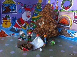 Tesco Christmas Chocolates