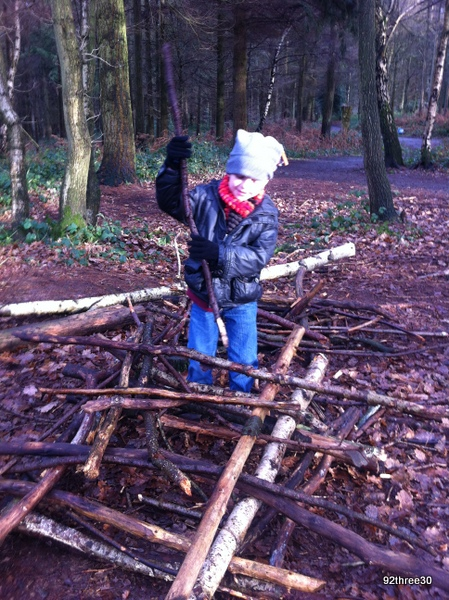Building a Stick Tower