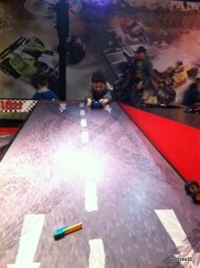 racing lego cars
