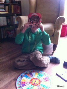 playing mask 'n' ask as a werewolf