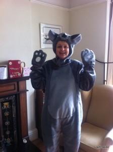 koala costume from joker's masquerade