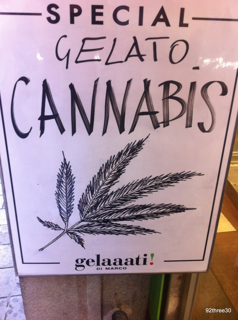 Cannabis Gelato