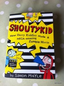 Shouty Kid by Simon Mayle
