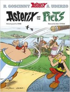 new Asterix book