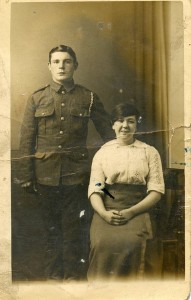 William Roach war hero Tredegar South Wales