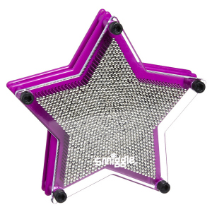 pin art star from smiggle