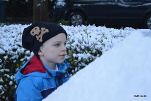 Snow Jan 2015
