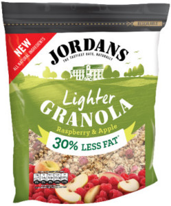 lighter granola