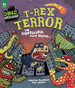T Rex Terror from Parragon