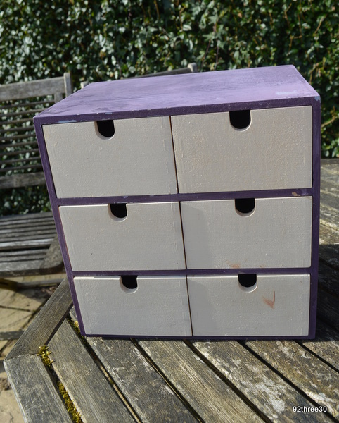 small set of drawer