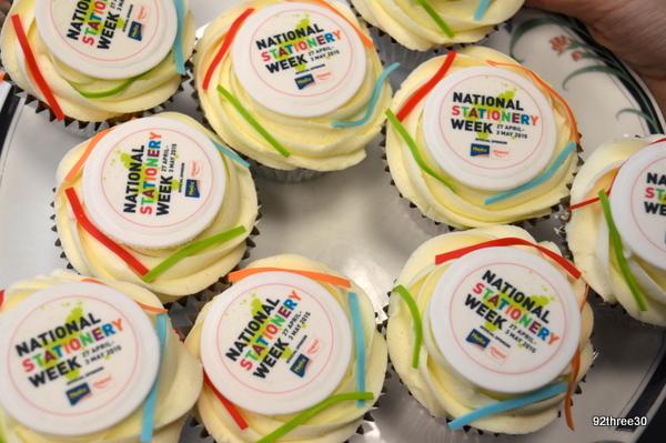 National Stationery Week Cakes