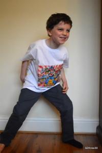 pokemon customised t shirt