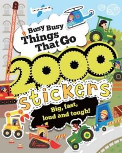 sticker book transport