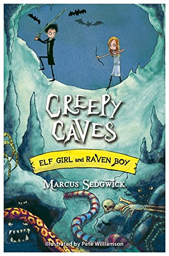 Creepy Caves Marcus Sedgwick