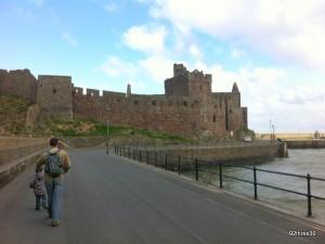 Rushen Castle, Isle of Mann