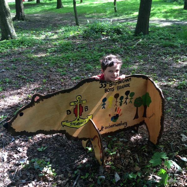 bearwood bear trail