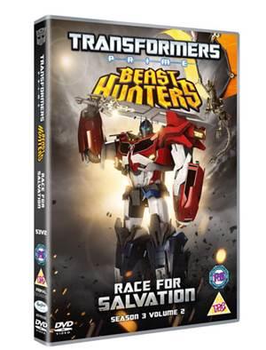 Transformers Prime Beast Hunters -Series 3, Volume 2