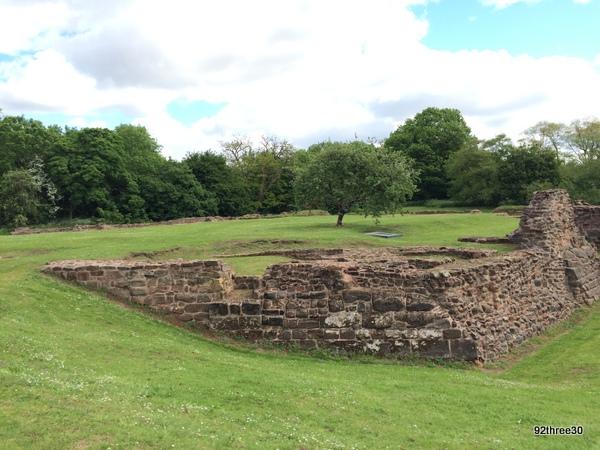 local castle
