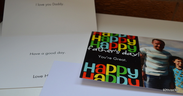 Father's Day Cards from Truprint