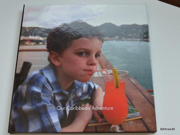 Truprint photo book