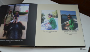 inside pages photo book
