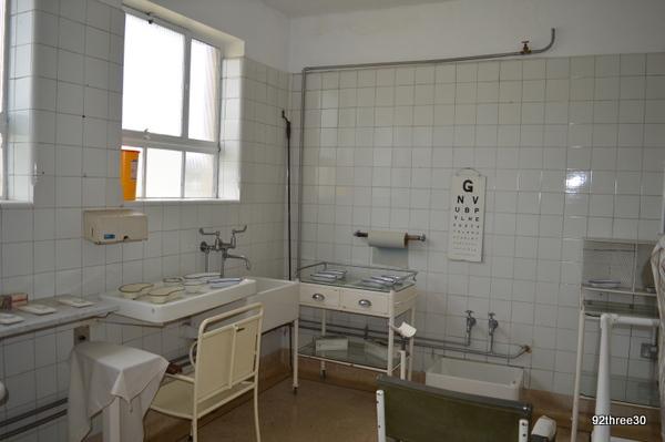 nurse's room big pit