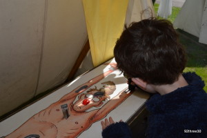 horrible histories operation game