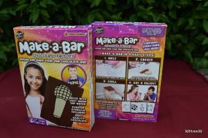 make a chocolate bar