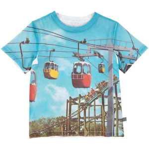 cable car t shirt