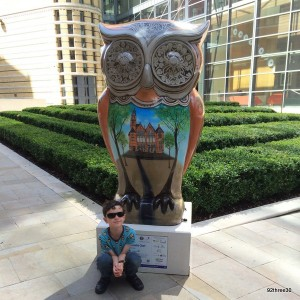 Oozells owl